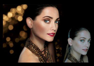 model-make-up